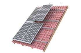 Mounting System Suneon Tile Roof Mounting System Tile Roof Mounting Solar Pv