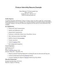College Student Internship Resume College Student Resume Format High Student Resume Examples