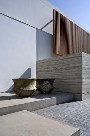 20 remarkable modern house design in india natural stones