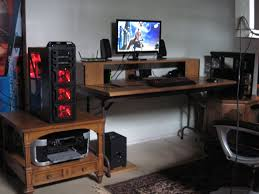 Custom Desk Computer Uncategorized Custom Desks Within Fascinating Custom Pc Desk