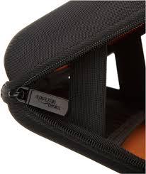 amazon com amazonbasics hard carrying case for 5 inch gps black