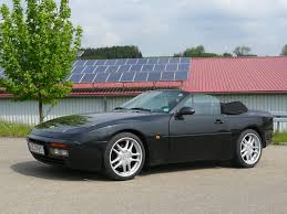 porsche 944 turbo price 1991 black porsche 944 turbo cabrio jpg