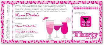 pink leopard 30 tea length invitations myexpression 23996