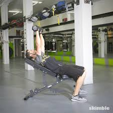 Incline Dumbell Bench Press The Warrior Fit Workout Chest Member Workout By Marcus Jones
