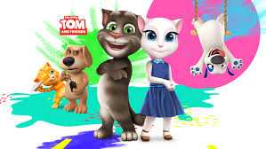 my talking tom android apps on play