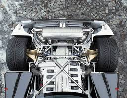 pagani engine pagani uk