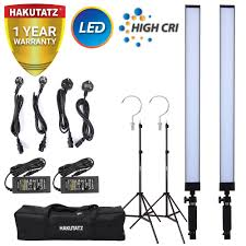led strip light photography continuous led lighting kit for video and photography studio 600w