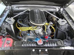 1967 mustang 289 engine 1967 ford mustang custom fastback 152145
