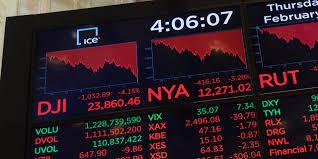 La Bourse Doute De La En Bourse Pas Un Krach Mais Une Correction