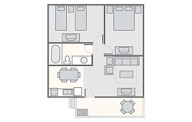 two bedroom cabin floor plans shenandoah crossing bluegreen vacations