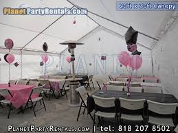 rent party tent party tent rental canopy rentals 20feet by 30feet prices and