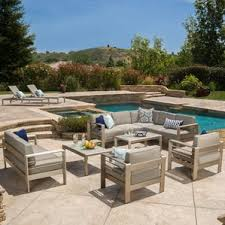 Outdoor Mesh Furniture by Aluminum Mesh Outdoor Furniture Wayfair