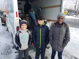jefferson school students adopt a family during the holidays union