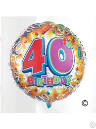 40th birthday balloons delivery balloons delivered tyrone birthday balloons anniversary balloons