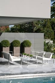 Lounge Benches Encompass Furniture New Products Spring 2010 Modern Garden