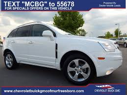 2014 chevrolet captiva sport fleet ltz charlotte north carolina