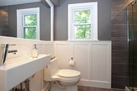 wainscoting ideas bathroom inspiring wainscoting in small bathroom a wainscot ideas interior