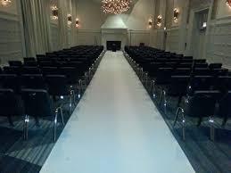 aisle runner aisle runner white fabric egpres