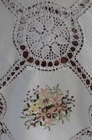 aliexpress com buy 2015 new crochet tablecloth polyster for