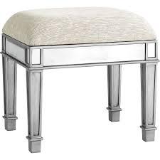 hayworth silver vanity stool pier 1 imports