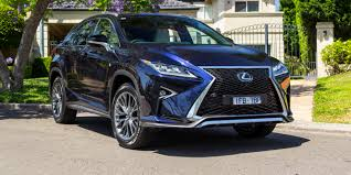 lexus rx200t f sport 2016 lexus new cars technology news latest news about
