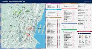 mtr map sheung wan mtr station map thehkshopper com