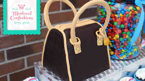 handbag cake tutorial how to make an easy 3d purse cake youtube