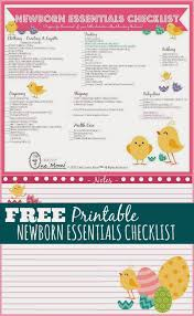 newborn essentials one savvy nyc area newborn essentials checklist