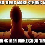 Lion King Meme Maker - lion king meme generator imgflip