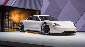 car porsche porsche to build electric mission e sports sedan will hit 80