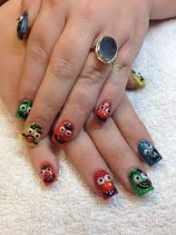 nails design las vegas beautify themselves with sweet nails
