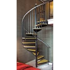 Spiral Staircase Handrail Covers Shop Staircase Kits At Lowes Com