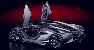 lamborghini cnossus supercar concept version lamborghini concept car