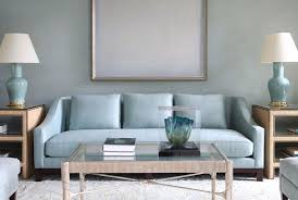 Glass Living Room Furniture Blue Rooms Decorating With Blue