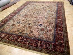 10x14 Wool Area Rugs 10x14 Karastan Samovar Vase 900 901 100 Wool Rug