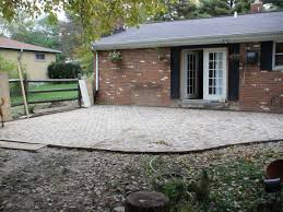 Dock 86 Patio Furniture with Chez V Tales From The Projects Diy Paver Patio Pond Within
