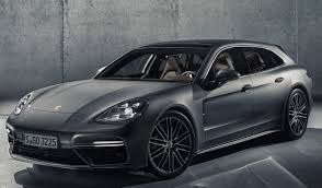 Porsche Panamera Blacked Out - 2018 porsche panamera overview cargurus