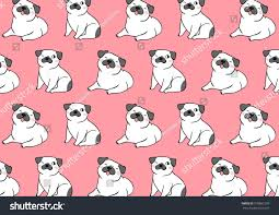 draw vector illustration pattern background white stock vector