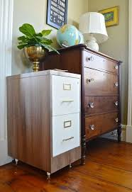 Home Office Filing Cabinet File Cabinet Flip Hometalk