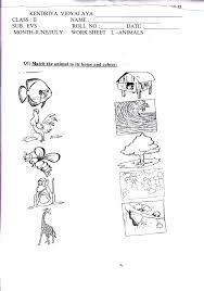 free printable evs worksheets for grade 2 cbse