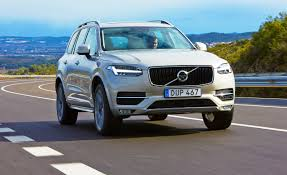 volvo sports cars 2016 volvo xc90 first drive u2013 review u2013 car and driver