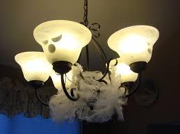 halloween crafts spooky light fixture for free courtney u0027s