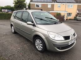 renault grand scenic 2007 used renault grand scenic hatchback 2 0 dci dynamique 5dr in