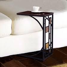 modern sofa side table slide under u2014 bitdigest design serving