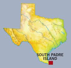 South Padre Island Map South Padre Wild Motorhome Magazine