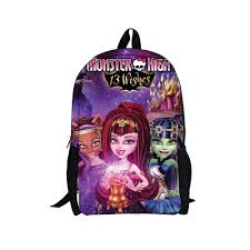 Monster High Halloween Costumes For Girls Aliexpress Com Buy New Fashion Children Bags For Girls