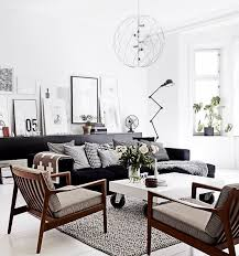 Black Sofa Living Room Living Room Design Black And Neutral Living Room Sofa Design