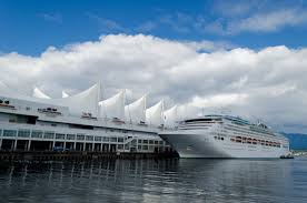 cruise season begins at port metro vancouver from the deck chair