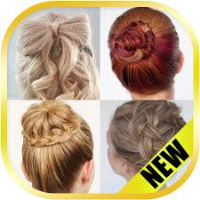 hairstyles with steps amazon com cute girls hairstyles steps appstore for android
