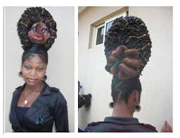 nigeria women hairstyles photos 8 craziest hairstyles on nigerian women